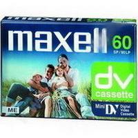 MAXELL DV 60 (typ mini DV)