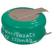 Baterie nabíjecí 2,4V 170mAh