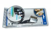 Kabel SCART 3xRCA Komponentní 1.5m - V8