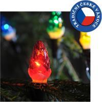 Vánoční souprava ŠIŠKA - barevná
