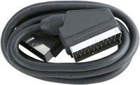 Kabel SCART - SCART  21pin 0,75m