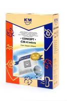 Sáčky K&M C20.4 CONCEPT microBAG