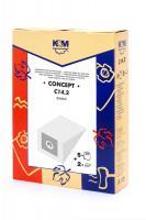 Sáčky K&M C14.2 CONCEPT