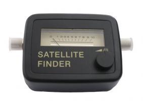 Měřící přístroj SAT Finder