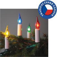 Vánoční souprava GLORIA - barevná