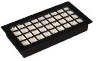 HEPA filtr do vysavače ZELMER WODNIK