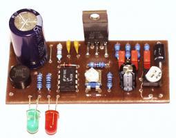 Nabíječka pro gelové akumulátory - stavebnice