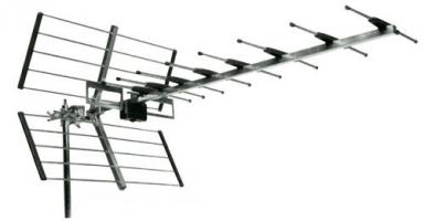 Emme Esse 45SGL Super G LTE DVB-T anténa