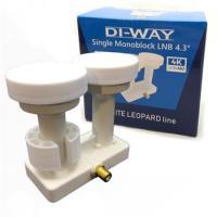 DI-WAY 4,3st 0,1dB Monoblock konvertor