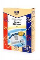 Sáčky K&M B02.5 BOSCH microBAG