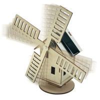 Solární větrný mlýn - stavebnice