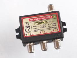 rozbočovač DVB-T 3x aktivní