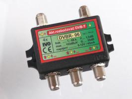 Rozbočovač DVB-T 4x aktivní