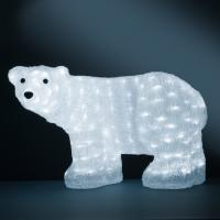 LED dekorační medvěd velký