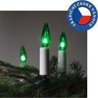 Vánoční souprava FELICIA - zelená
