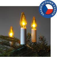 Vánoční souprava FELICIA - žlutá