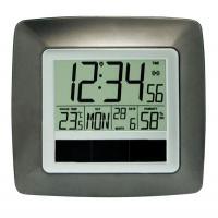 TECHNOLINE WS 8112 digitální nástěnné DCF hodiny solární