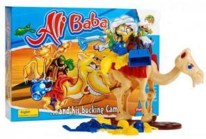Ali Baba a jeho mrzutý velbloud