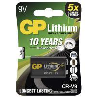 Baterie GP LITHIUM CR-V9 foto lithiová