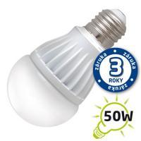 TIPA LED žárovka A60 E27/230V 7W teplá bílá