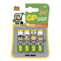 GP alkalická baterie MIMONI LR6