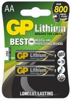 GP FR6 lithiová tužková baterie