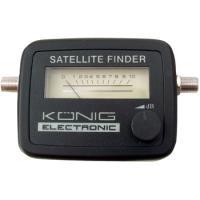 Měřič úrovně sat 950-2250mhz, 83db - König
