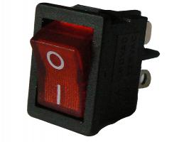 vypínač kolébkový 6A