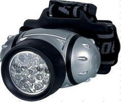 Svítilna čelová LED 16x /3xAAA