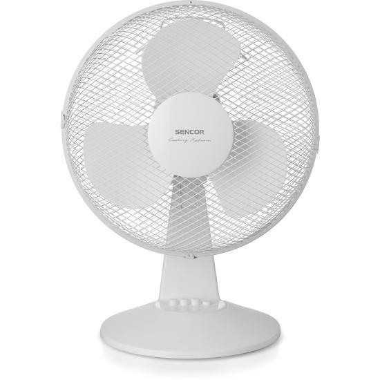 SENCOR SFE 4010WH stolní ventilátor