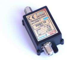 Zesilovač  DVB-T 16dB-X