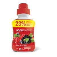 SodaStream sirup Red Berry VELKÝ