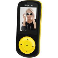 SENCOR SFP 5870 BYL 8GB MP3/MP4 přehrávač