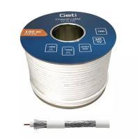 Koaxiální kabel Geti 107AL CCS 6,8mm