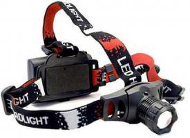 Svítilna čelová LED 5W / 3x AA