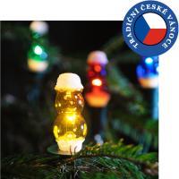 Vánoční souprava SNĚHULÁK - barevná