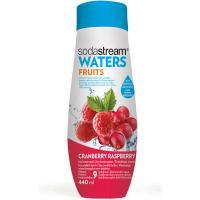 SodaStream sirup FRUITS Brusinka/Malina