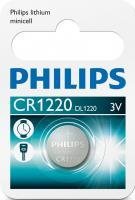 Baterie lithiová CR1220