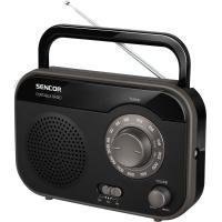 SENCOR SRD 210 B radiopřijímač