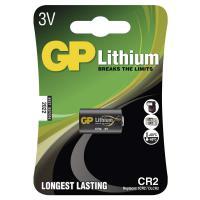 Baterie GP CR2 lithiová foto