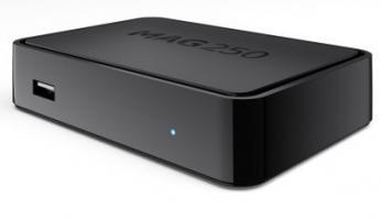MAG 250 IPTV Full HD 1080p