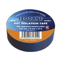 Izolační páska PVC modrá
