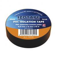 Izolační páska PVC černá