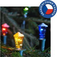 Vánoční souprava LUCERNA - barevná