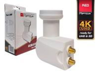 Opticum Robust 0,1dB Twin LNB