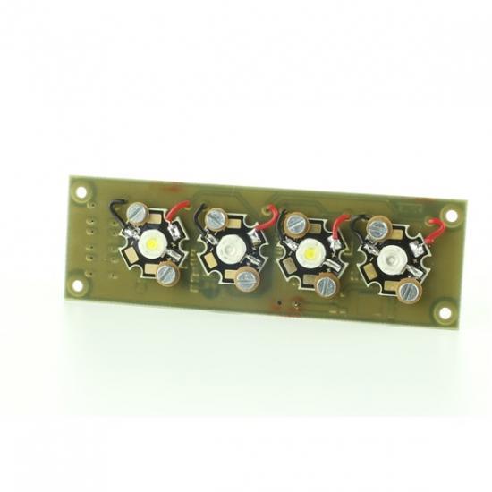 LED stroboskop - stavebnice