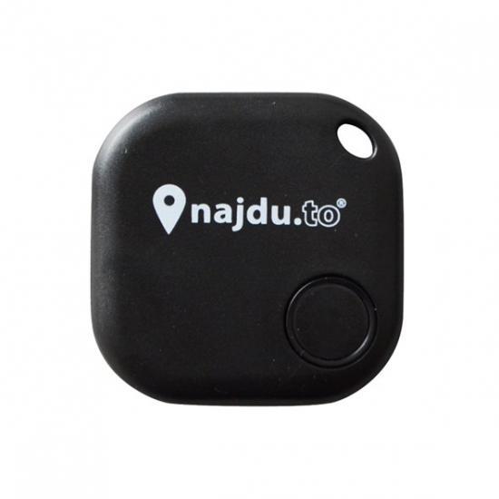 Bluetooth hledač klíčů - Najdu.to (černý)