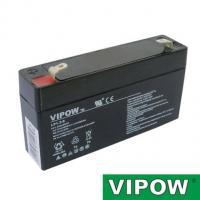 Gelová baterie VIPOW 6V / 1,3Ah