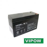 Gelová baterie VIPOW 12V / 7,5Ah