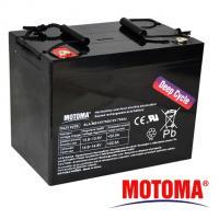 Gelová baterie MOTOMA 12V / 75Ah